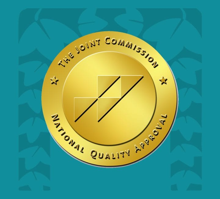 The Joint Commission Seal of National Quality Approval